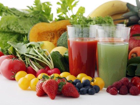 Eat clean Frutas e verduras