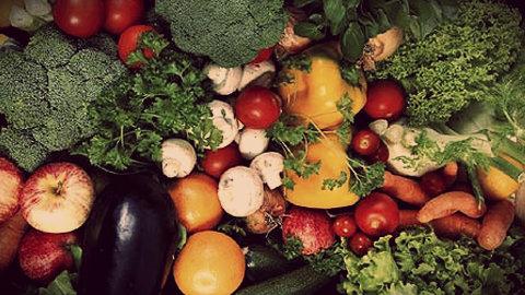 vegetais para dieta