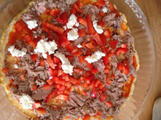 Pizza sem glutén