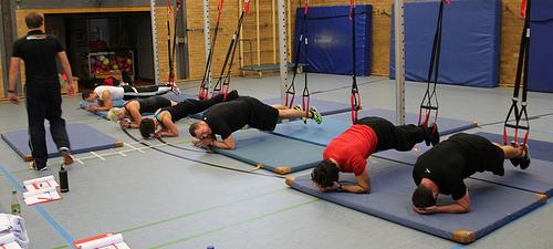 sling pilates