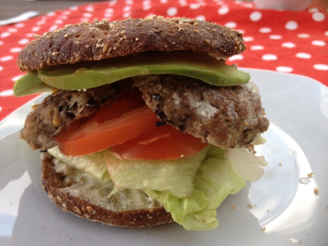 hamburger low carb, hambúrger funcional