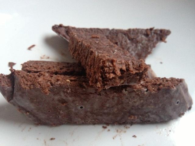 Chocolate fit caseiro