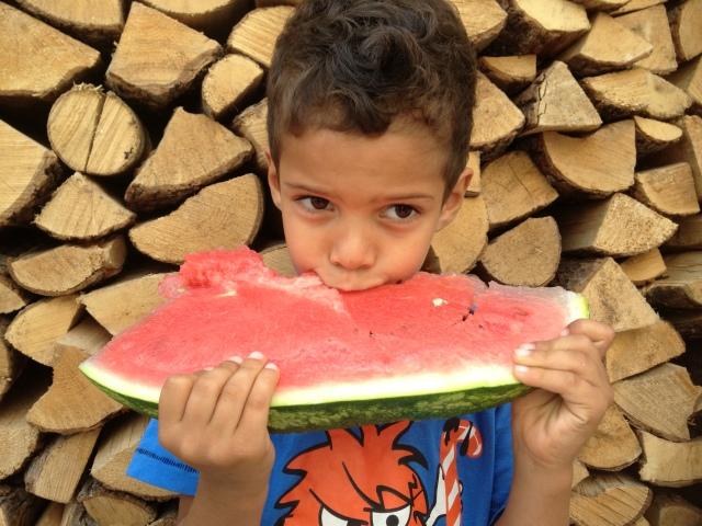 Fruta é saudável?